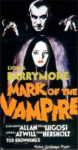 Mark Of The Vampire (Tod Browning) Bela Lugosi, Carroll Borland