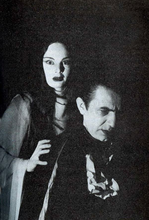Mark Of The Vampire (Tod Browning) Carroll Borland, Bela Lugosi