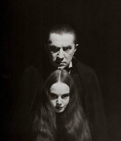Mark Of The Vampire (Tod Browning) Carroll Borland, Bela Lugosi