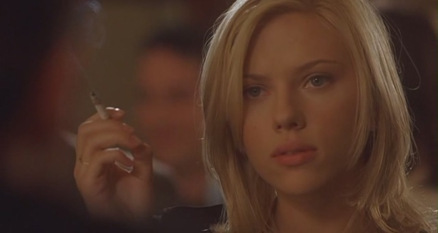 Match Point (2005 Woody Allen) Scarlett Johansson