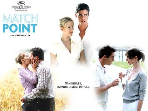 Match Point (2005 Woody Allen)