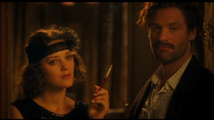Midnight In Paris (2011 Woody Allen) Marion Cotillard, Carey Stoll