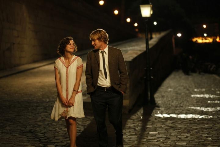 Midnight In Paris (2011 Woody Allen) Owen Wilson, Marion Cotillard