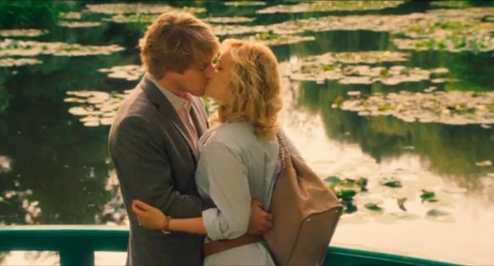 Midnight In Paris (2011 Woody Allen) Owen Wilson, Rachel McAdams