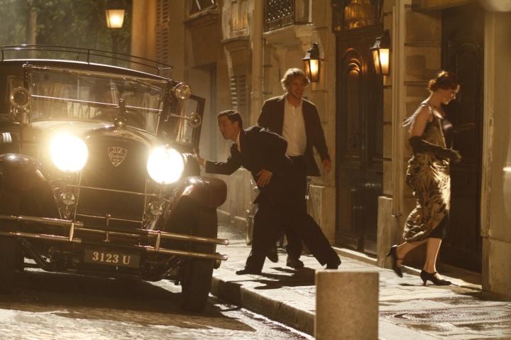 Midnight In Paris (2011 Woody Allen) Owen Wilson.