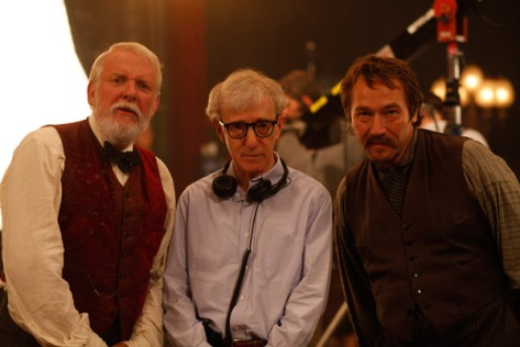 Midnight In Paris (2011)Woody Allen with Francoi Rostan as Degas and Oliver Rabourdin as Gauguin