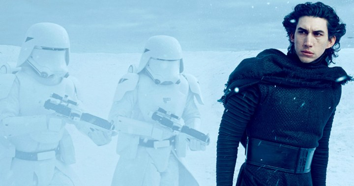 Star Wars-THE FORCE AWAKENS (2015 Abrams) Adam Driver