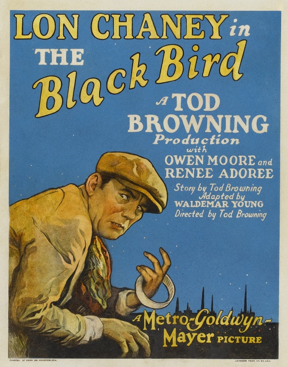 The Black Bird (Tod Browning)