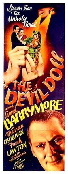 The Devil Doll (1936 Tod Browning)