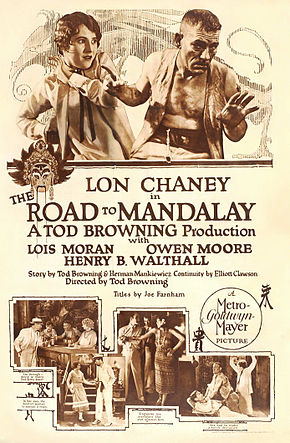 The Road To Mandalay (Tod Browning)