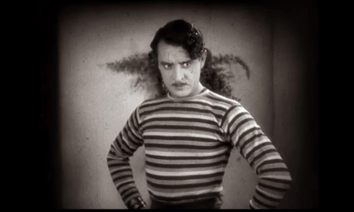 The Show ( 1927, Tod Browning) John Gilbert