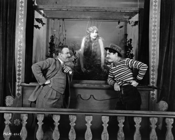 The Show (1927) Tod Browning, John Gilbert