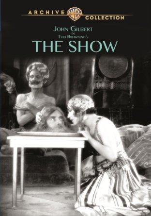 The Show ( 1927, Tod Browning)