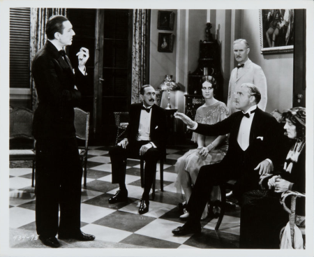 The Thirteenth Chair (Tod Browning) Bela Lugosi