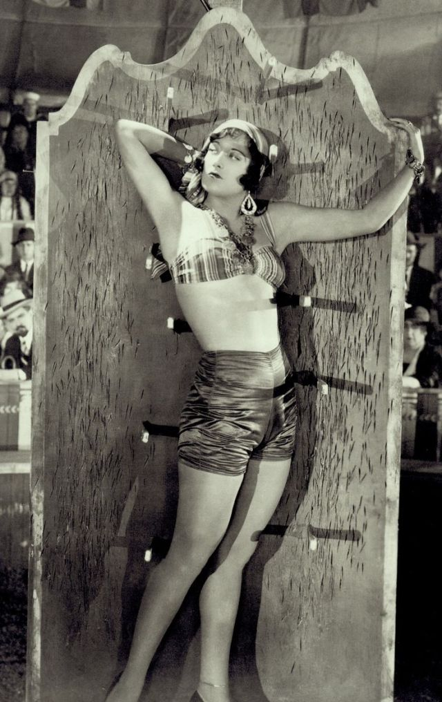 The Unknown (Tod Browning) Joan Crawford