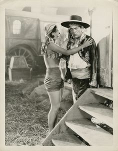 The Unknown (Tod Browning) Lon Chaney, Joan Crawford