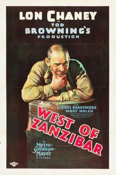 West Of Zanazibar (Tod Browning)