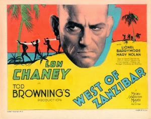 West of Zanzibar (Tod Browning)