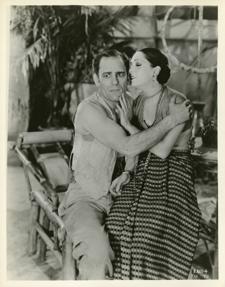 Where East Is East (Tod Browning) Lon Chaney, Lupe Velez