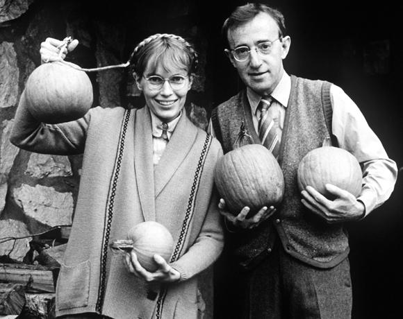 ZELIG (1983) Mia Farrow, Woody Allen