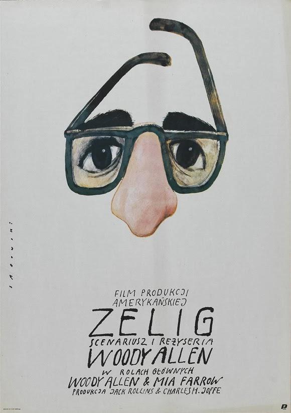 ZELIG (1983 Woody Allen)