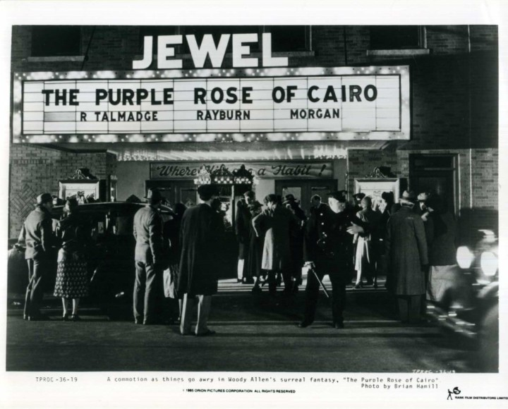 The Purple Rose of Cairo (Woody Allen, 1985)