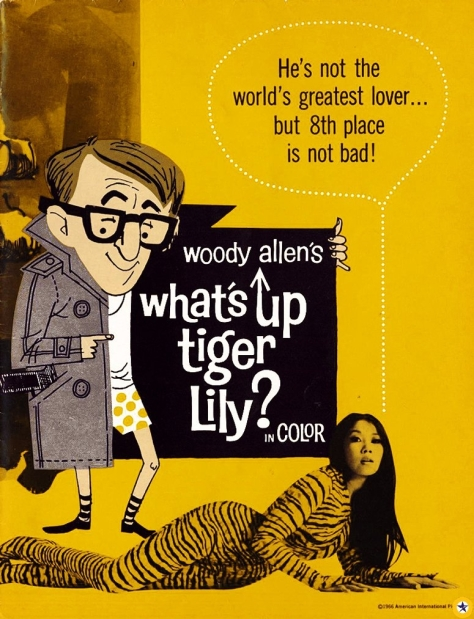 WHAT'S UP TIGER LILY (1966, Woody Allen)