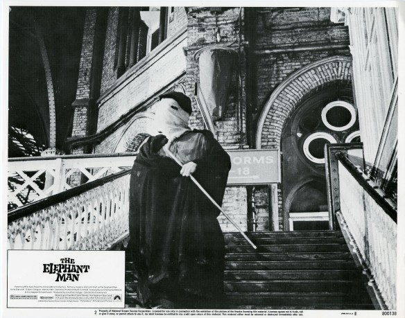 david lynch s the elephant man alfred eaker the elephant man 1980 david lynch lobby card