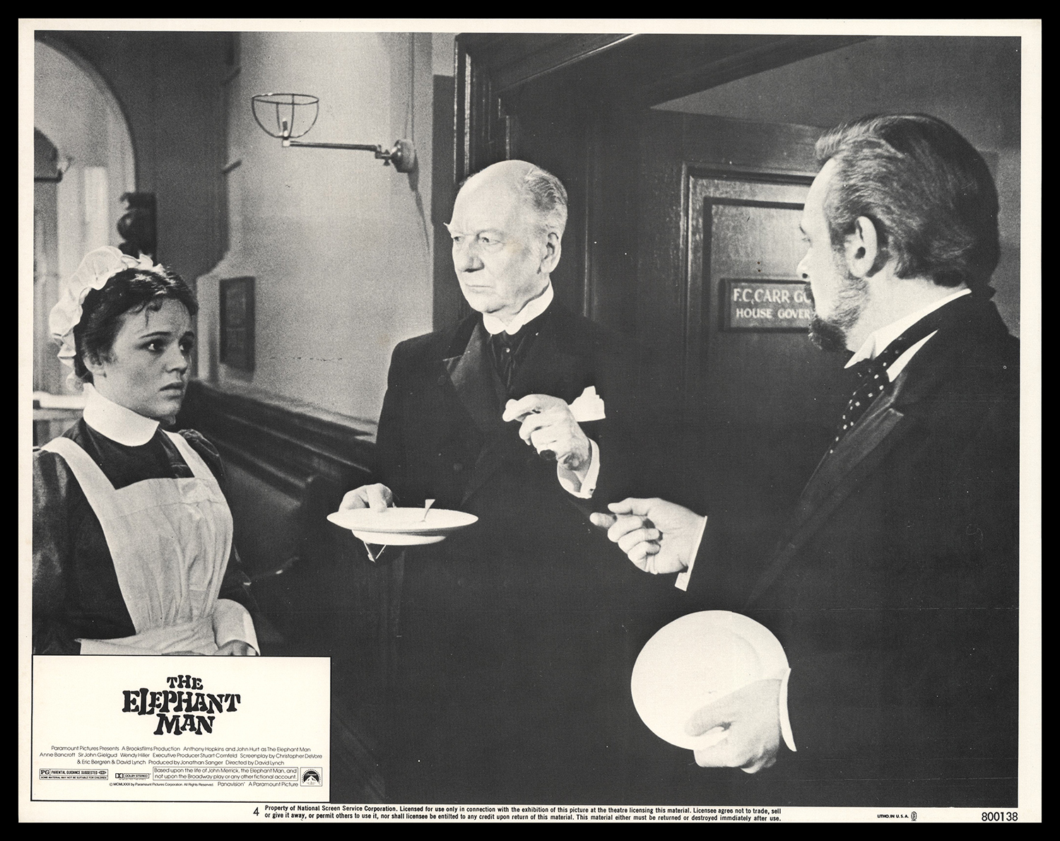 david lynch s the elephant man 1980 alfred eaker s the bluemahler the elephant man 1980 david lynch lobby card