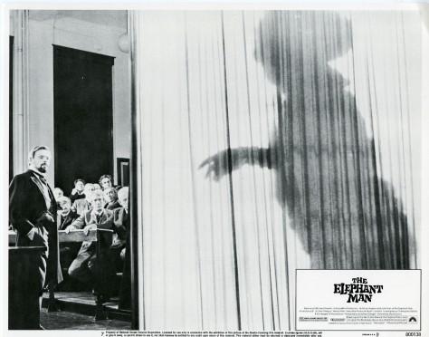 The Elephant Man (1980) David Lynch. Lobby card