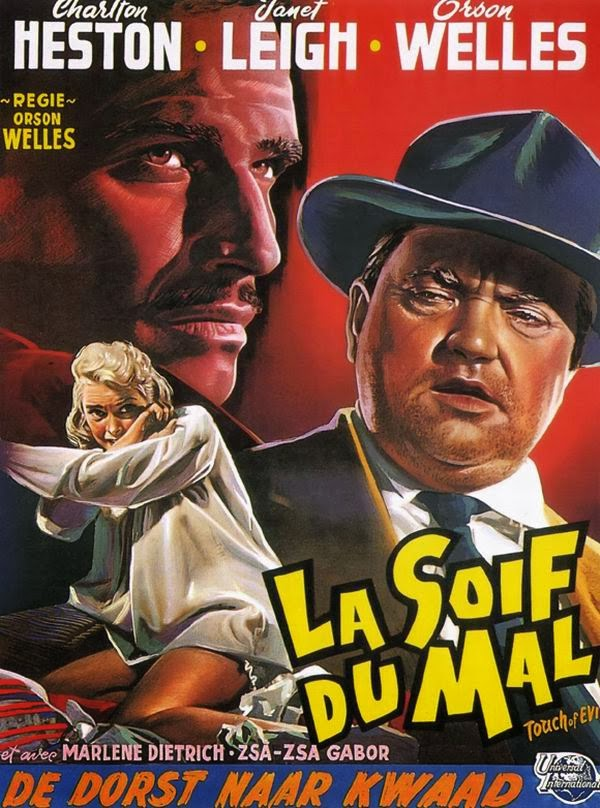 Touch Of Evil (Orson Welles) 1958