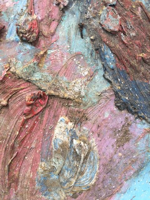 Alfred Eaker retired palette13