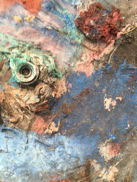 Alfred Eaker retired palette16