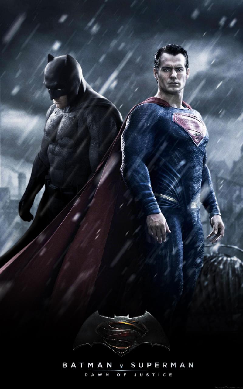 BATMAN V SUPERMAN (2016 ZACK SNYDER)