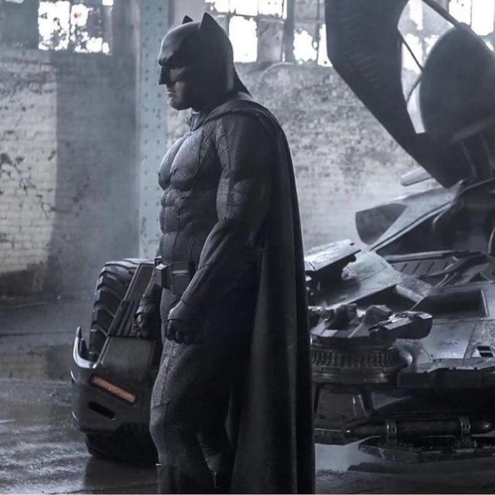 BATMAN V SUPERMAN (2016 ZACK SNYDER)