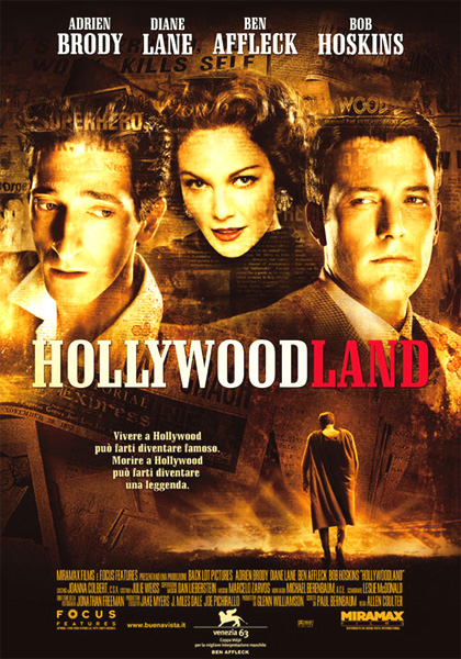 HOLLYWOODLAND (2006, Allen Coulter)