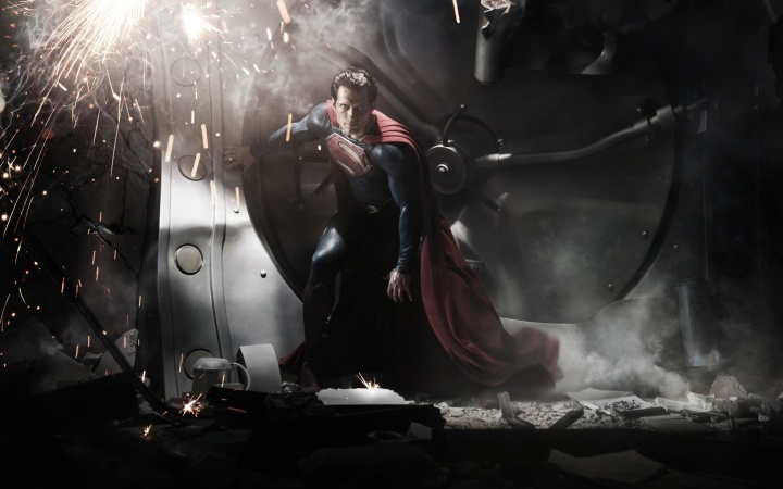 MAN OF STEEL (2013 ZACK SNYDER)