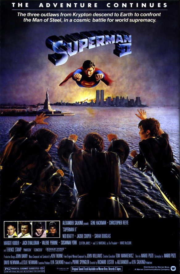 SUPERMAN II (1980, RICHARD LESTER)