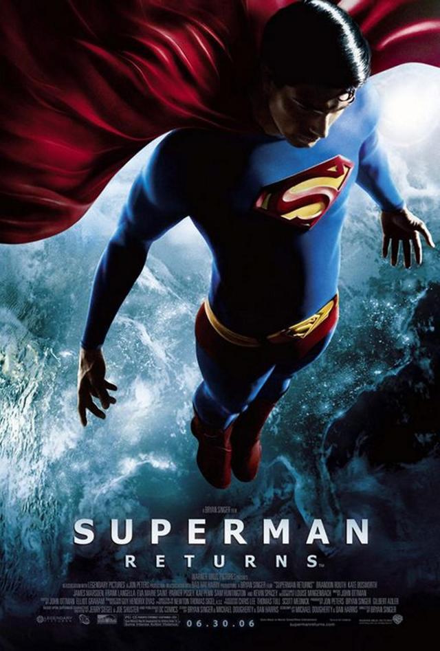 SUPERMAN RETURNS (2006, BRYAN SINGER)