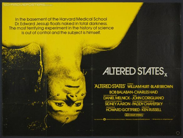 Ken Russell Altered States