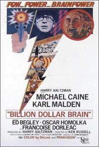 KEN RUSSELL Billion Dollar Brain