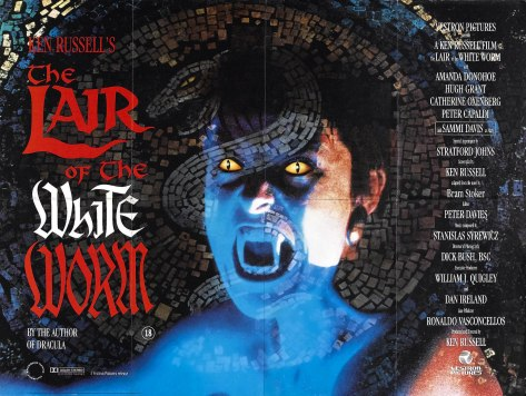 Ken Russell Lair Of The White Worm
