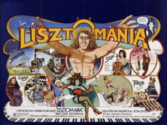 Ken Russell Lisztomania
