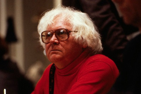 1989, Moscow, Ussr --- Actor and director Ken Russell on the set of the film , directed by Fred Schepisi. --- Image by © Murray Close/Sygma/Corbis