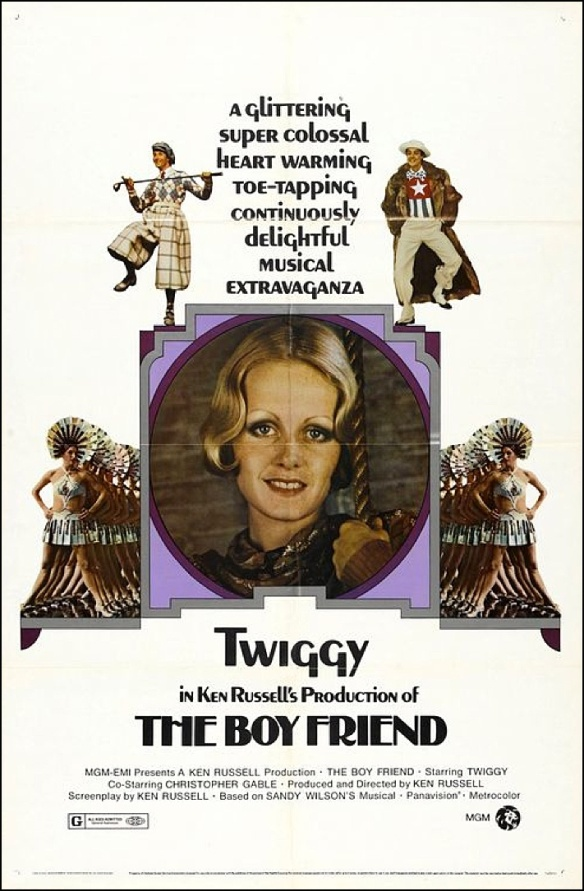 Ken Russell the Boy Friend