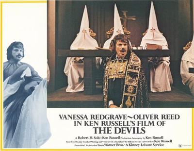 Ken Russell The Devils