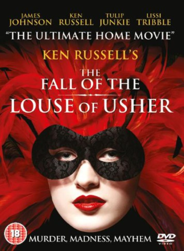 Ken Russell The Fall of the Louse of Usher