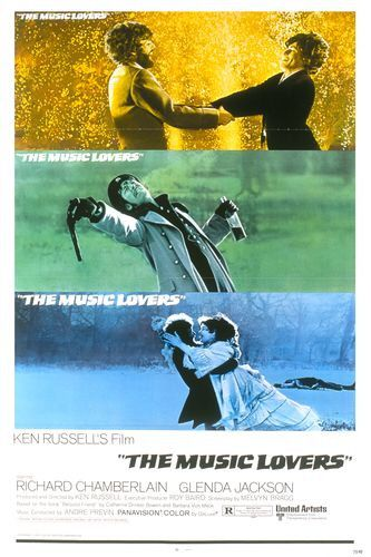 KEN RUSSELL The Music Lovers