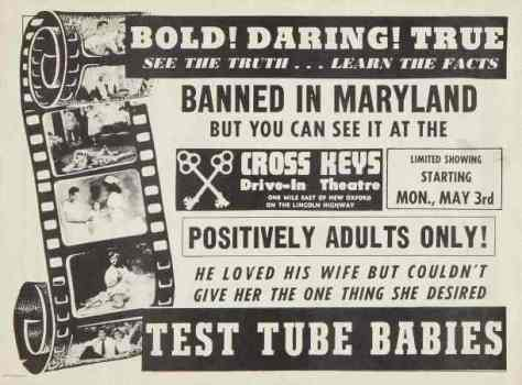 Test Tube Babies (W. Merle Connell)
