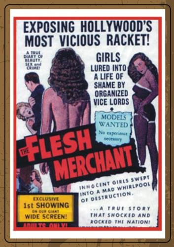 The Flesh Merchant (W. Merle Connell) 1956